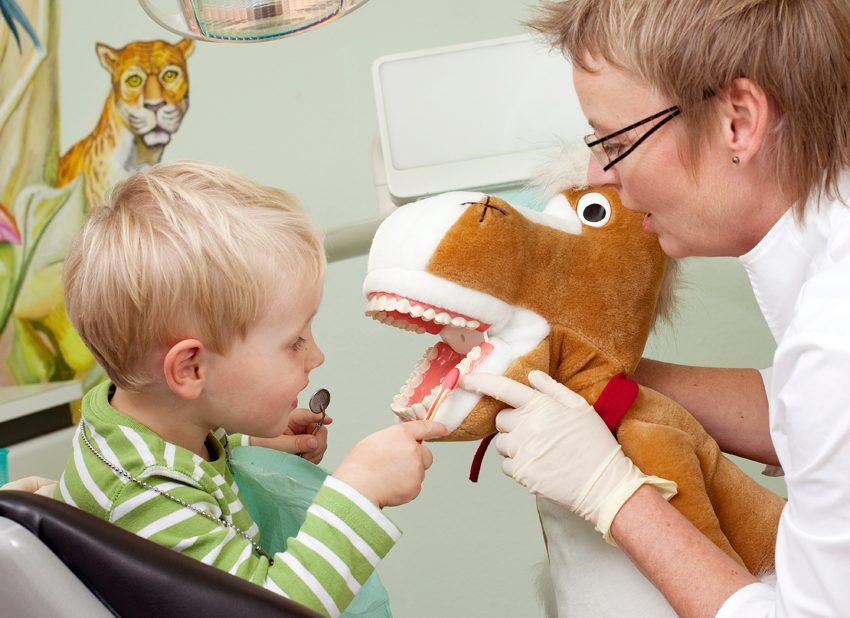 Kinderzahnärztin Doktor Otten